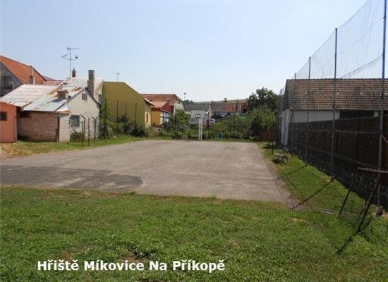 Hřiště Míkovice - Na Příkopě