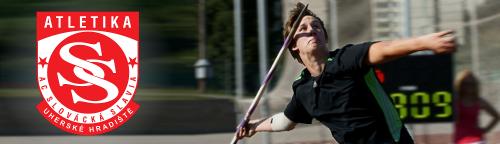 ATLETIKA - Středoškolský pohár - krajské kolo