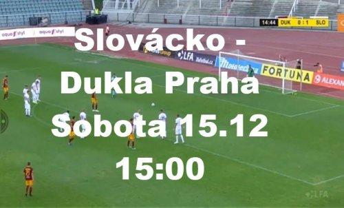 1. FC SLOVÁCKO - Dukla Praha