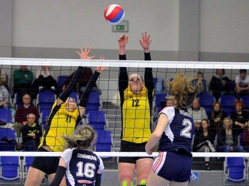 Volejbal - Mezinárodní turnaj starších žákyň